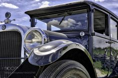 '26 Dodge Brothers Sedan by seidman