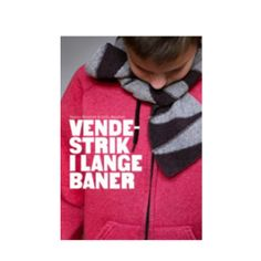 Vendestrik i lange baner | Yarnfreak. About knitting with short rows