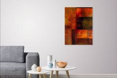 Original Abstract Painting by Gordon Sellen Abstract Expressionism, Abstract Art, Original Art, Original Paintings, Blade Runner, Earth Tones, Contemporary, Modern, Buy Art