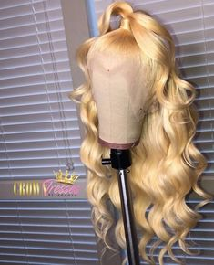 Gamay Hair Chinese Raw Virgin Human Hair Wigs Glueless Natural Wave Ombre Two Tone Full Lace Wigs Baddie Hairstyles, Weave Hairstyles, Human Hair Wigs, 100 Human Hair, Lace Front Wigs, Lace Wigs, Wig Styles, Curly Hair Styles, Blonde Dye