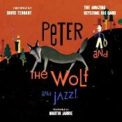 John J. Puccio at Classical Candor reviews Prokofiev: Peter and the Wolf and Jazz! With David Tennant, narrator, and the Amazing Keystone Big Band on a Chant du Monde CD.