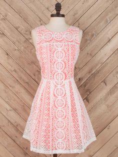 Altar'd State Vineyard Vision Dress - Dresses - Apparel