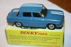 dinky toys - Renault r8 Gordini