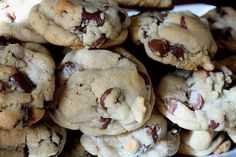 Claims to be the best chocolate chip cookie ever.  Look no further.