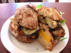 パーラー江古田's sandwich