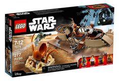 Nouveautés LEGO Star Wars 2017 - 75174 Desert Skiff Escape