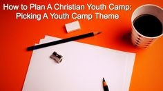 The importance of choosing a theme that will resonate with the youth attending your camp is paramount. One of the best ways to choose a youth camp theme that will resonate with teens is to have a few youth on your camp planning team.  However, it may be difficult for your team to find a [...]