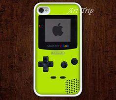 Gameboy iphone case, iphone 4 case --