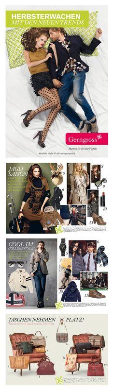Gerngross Lifestyle Lifestyle, Polyvore, Image, Fashion, Classic, Advertising, Moda, Fashion Styles, Fashion Illustrations