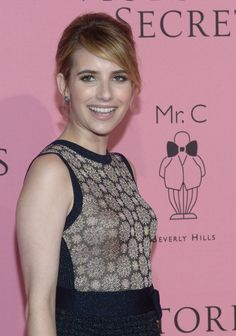 Emma Roberts Mini Skirt - Emma Roberts Looks - StyleBistro