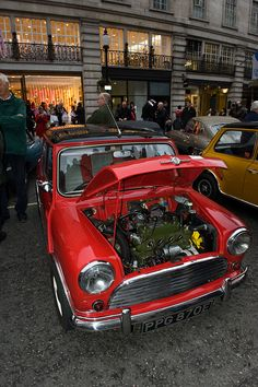 1968 morris mini cooper s mk 1 pistonhead 39 s garage for Garage mini 77