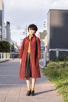 ストリートスナップ大阪 - 尾藤千穂さん | Fashionsnap.com