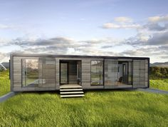Modern | Eco | Green | Modular | Home | Design