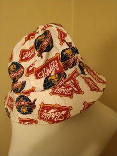 191e522b30f Vintage Men s SCHLITZ Beer Hat - Rare 50 s Bucket Hat  fashion  clothing   shoes