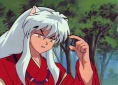 This close to being tired of your Inuyasha Funny, Anime Stuff, Tired, Mood, Stone, Random, Movies, Pictures, Fictional Characters
