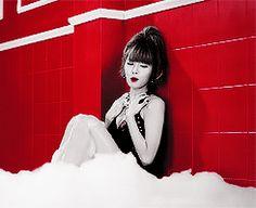 Hyuna Sexy Ice Cream Girl GIFs 4minute