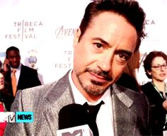 RDJ - this is too cute.