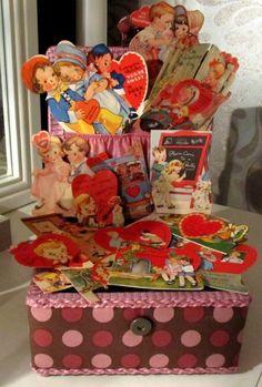 I Heart Vintage Valentines