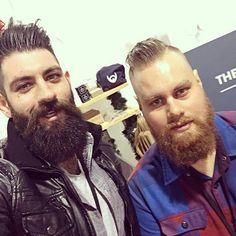 It's a wrap come see us tomorrow for the last day of the @seasonschristmasshow. Doors open at 10am!  Another successful day at the @seasonschristmasshow. . . . . . #beard #beardgang #beardlife #toronto #beardlove #beardbros #bpd #beards #mensfashion #menshair #hairstyle #hair #canada #queenwest