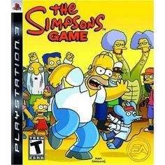 The Simpsons Game features a hilarious, sprawling, and mind-busting storyline crafted by the TV show's Emmy Award-winning writers. For this action-comedy, the full cast of voice actors from the TV show and movie reprise their roles to lend the ultimate in authenticity and realism to the game. In The Simpsons Game, Homer, Marge, Bart, and Lisa use exciting, all-new powers to save Springfield from rising chaos. To help the Simpsons, gamers must journey through their home town
