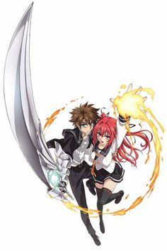 Anime: The Testament of Sister New Devil Episode 1 http://www.animekiller.com/shinmai-maou-no-testament