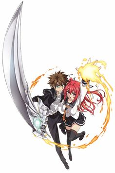 Anime: The Testament of Sister New Devil Episode 1  http://www.animekiller.com/shinmai-maou-no-testament