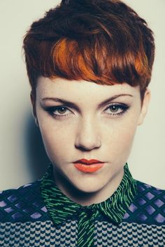 she probably doesn't remember me but we went for fish and chips once and I've backed her since the beginning. you go gal xox #chloehowl