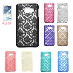 A3 A5 A7 2016 phone case Retro Damask Pattern Engraved Matte Case Back Cover For Samsung Galaxy A310 A510 A710 + Free Film #>=#>=#>=#>=#> Click on the pin to check out discount price, color, size, shipping, etc. Save and like it!