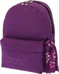 School Bags, Polo, Backpacks, Detail, Fashion, Moda, Polos, Fashion Styles, Backpack