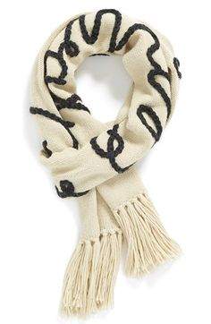 Wildfox 'Hangover' Scarf (Online Only) available at #Nordstrom  Sale: $119.90 After Sale: $179.00 Item #1117986