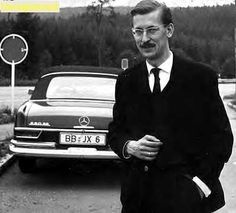 Paul Bracq, famous french automotive designer