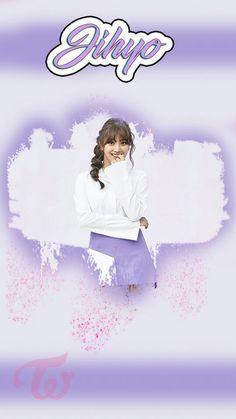 지효 트와이스 원스 wallpaper Twice