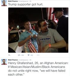 May Day 2016 Riot Alert: Illegal Immigrants Draw First Blood Against Trump Supporters http://www.alipac.us/f8/may-day-2016-riot-alert-illegal-immigrants-draw-first-blood-against-trump-supporters-331882/