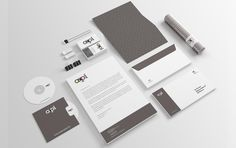 Api Graphic - logo & stationary design by www.agentorange.be
