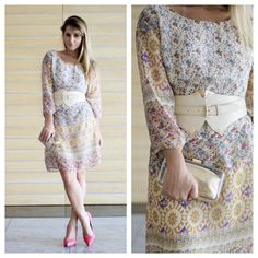 Vestido floral!