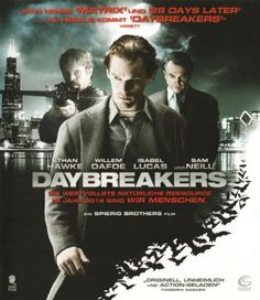 Daybreakers (2009) in 214434's movie collection » CLZ Cloud for Movies