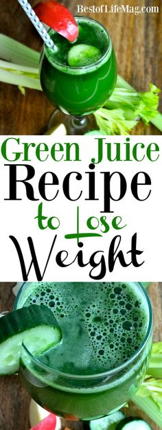 This green juice recipe to lose weight will help you flush your body and lose the bloated feeling.  It is perfect to help you fit into that outfit for a night out!