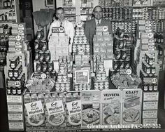 THE SMOKING NUN: A Sweet Retro Walk Down The Aisles Of 1960s/1970s Supermarkets