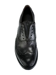 Officine Creative 'Lexikon' laceless brogues