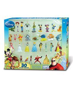 Another great find on #zulily! Disney Figurine Set by Disney #zulilyfinds