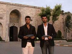 Mübarek şehir İstanbul - Ender Ataç, Önder Ataç, Topkapı Sarayı (30 Temmuz 2011) Video