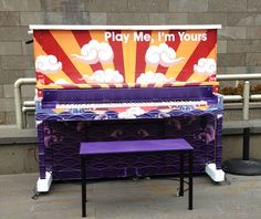 Melbourne 2014 - Play Me I'm Yours