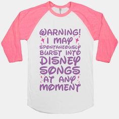You have no idea how true this is. My family is always teasing me about how I sing CONSTANTLY; especially Frozen songs!  #letitgoelsa!