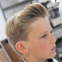 30 Cool Haircuts For Boys 2019