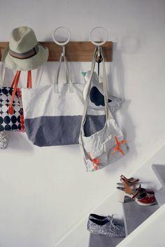 L'appartement vestiaire ©  photo mbd / Myriam Balaÿ Devidal pour design sponge sneak peek