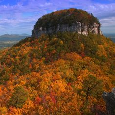 Pilot Mountain, NC   Where my hubby proposed.... very special place to me