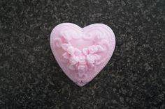 Hart met bloemen 2 | *Nieuw Januari Zeep* | Just soap