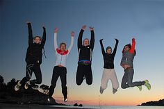 Fitness am Strand, Paguera, Sporturlaub, Fun
