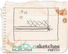 retro sketches : a challenge