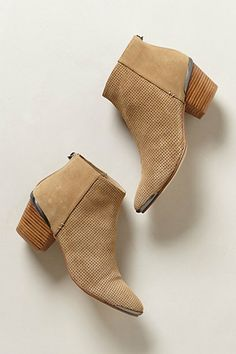 navi ankle boots / anthropologie